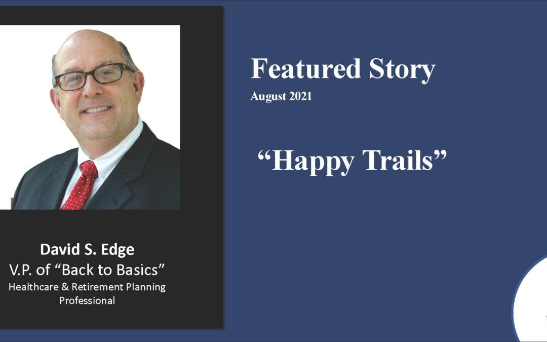 Happy Trails – 2021