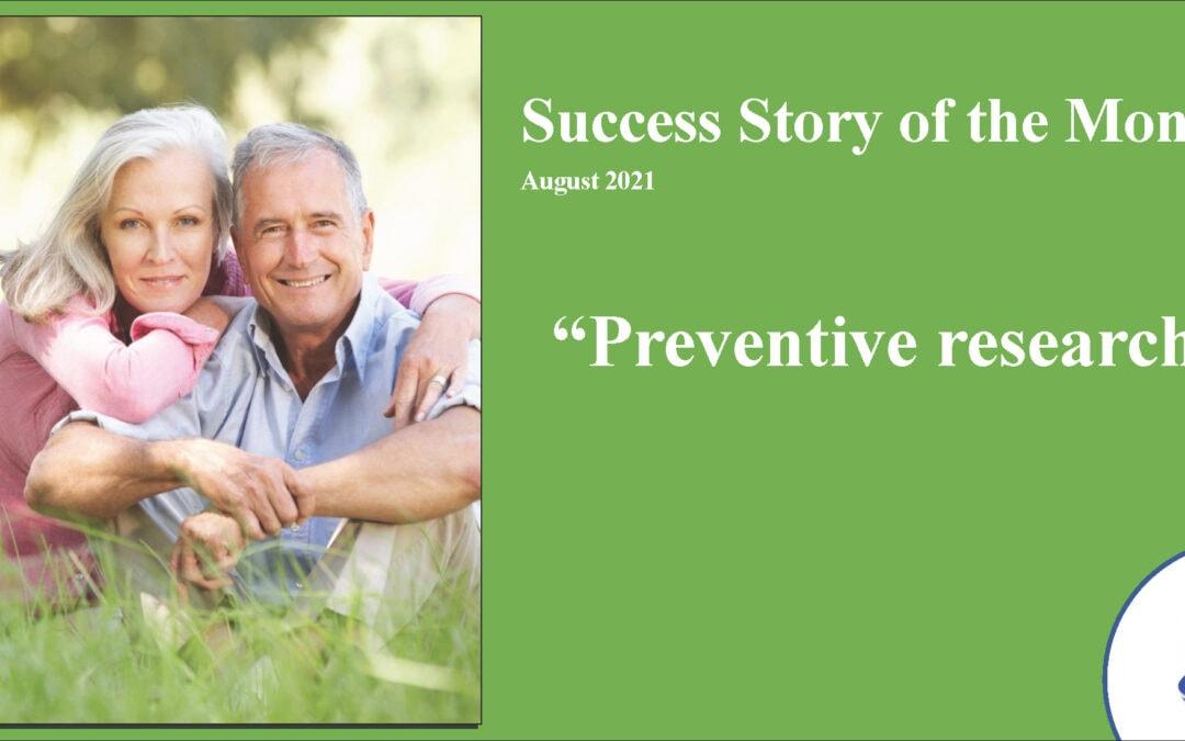 Preventative Research – 2021