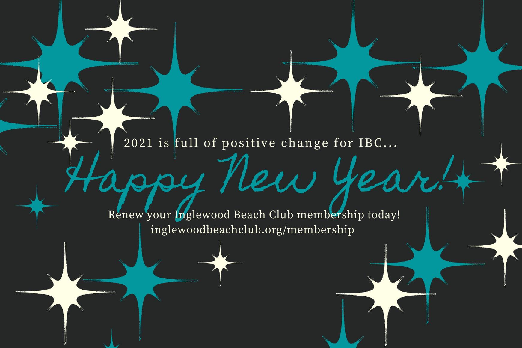2021 Membership is Open!