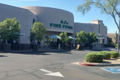 AJ's Foods Storefront Scottsdale Arizona