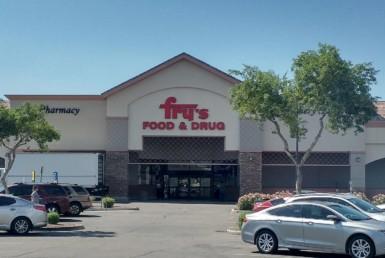 Frys Shopping Center Storefront Avondale Arizona