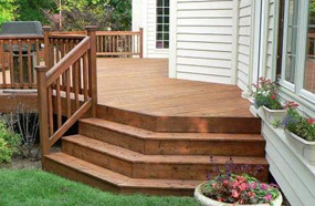 Deck building, design, replacement, and remodeling