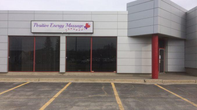 Positive Energy Massage Outside