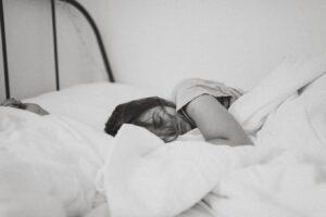 Good morning! How was your sleep?