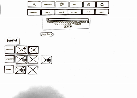 eduflix – prototype 2