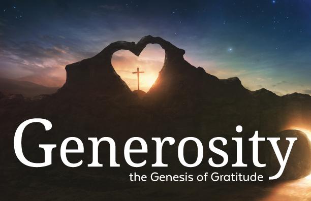 Generosity Is Contagious