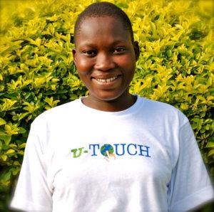 Lamaro Peace - U-TOUCH Sponsored Student