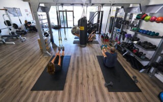 Overview of Savannah Sport and Wellness Gym