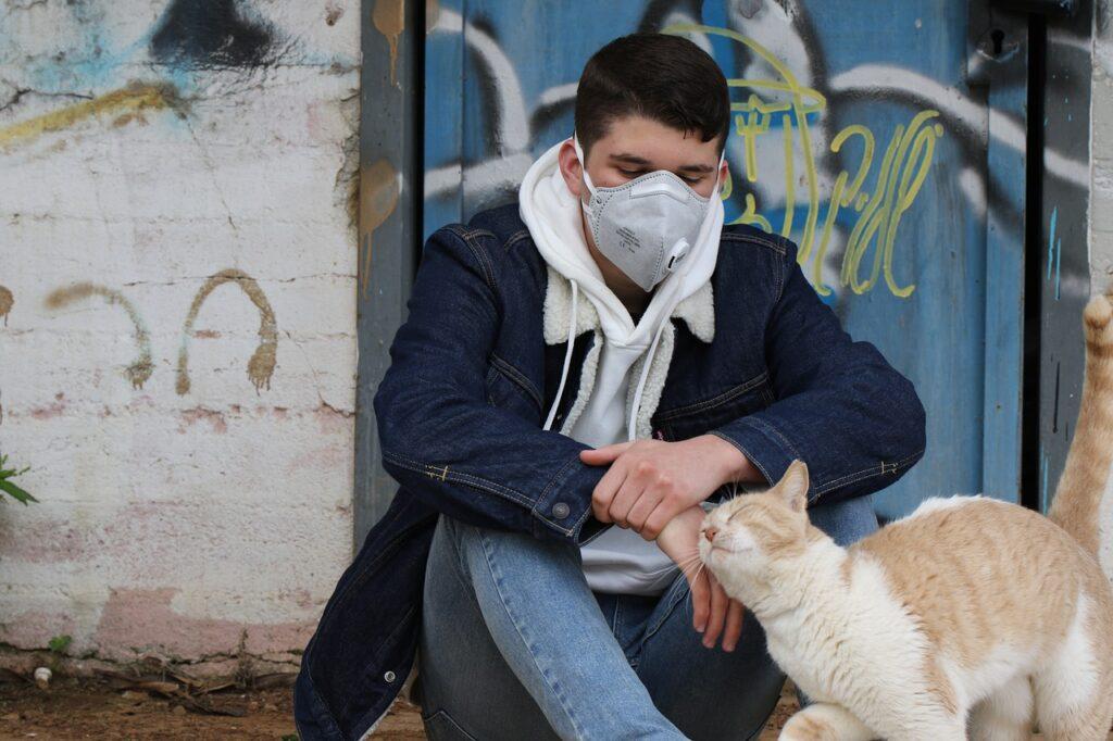pets during quarantine