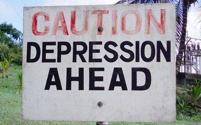 DEPRESSION=mind gone nuts??