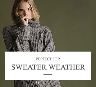 Perfect for Sweater Weather