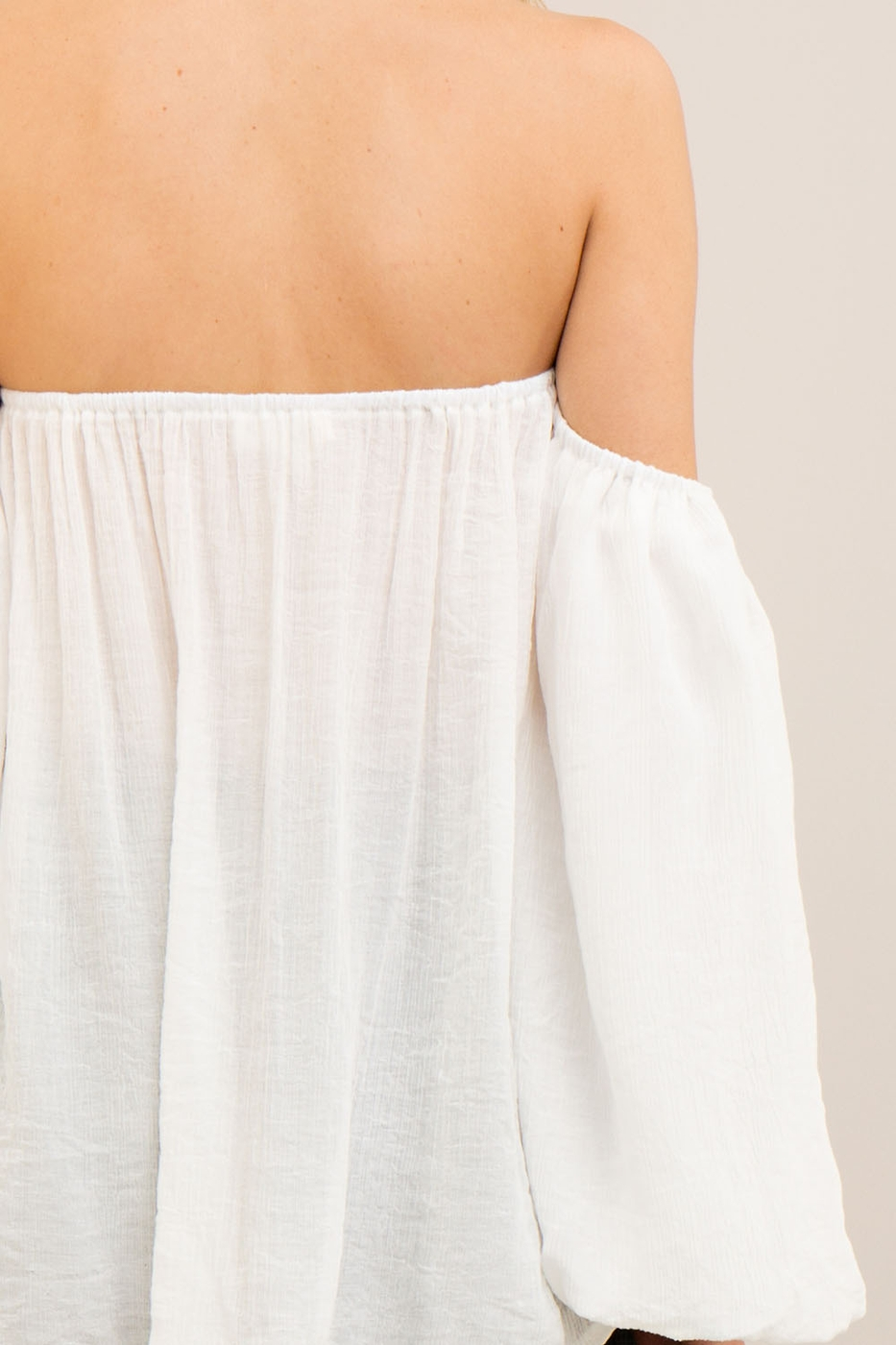 Backless is Well…Back!