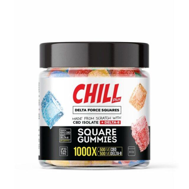 Delta 8 THC Gummies Chill