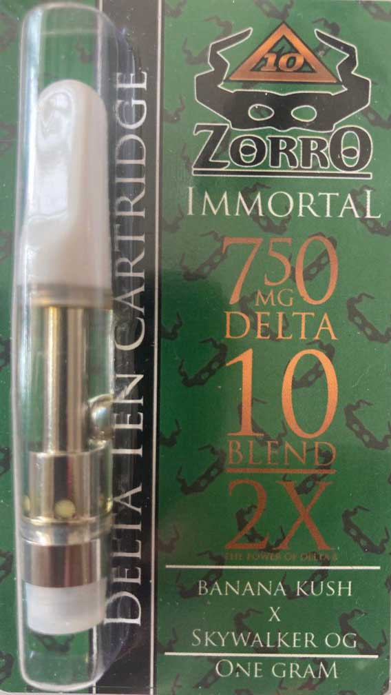 Delta 10 THC Vape Cart