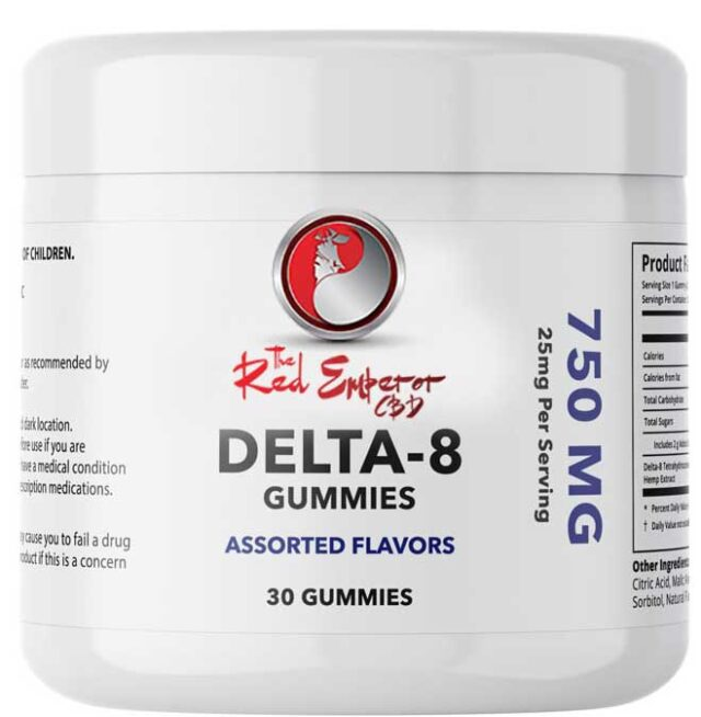Delta 8 THC Gummies Dijual