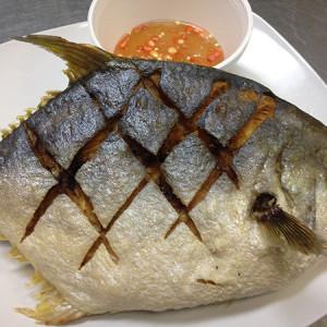 Deep-Fried Fish