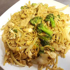 Chicken Thai Lomein