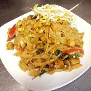 Tofu Pad Kee Mow