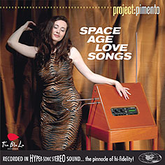 Space Age Love Songs
