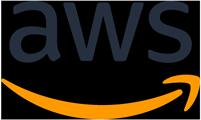 AWS logotipo