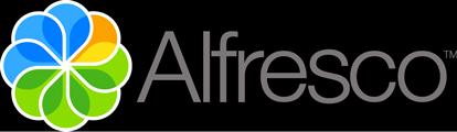 Alfresco logotipo