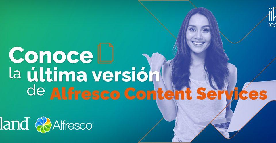 Alfresco Content Services 7.0 Blog