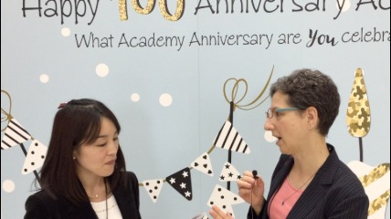 Interview about Umami at FNCE