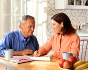 dementia and cognitive function