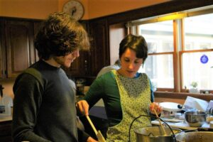 Cooking with Umami Stuck at Home