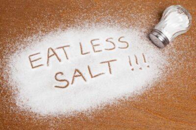 reduce sodium with MSG
