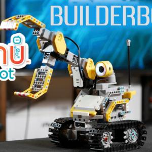 JIMU Builderbots Kit by UBTECH – STEM – Smart robots review