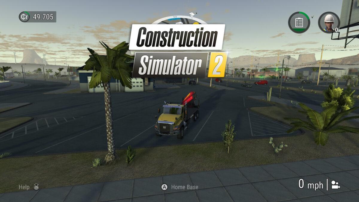 REVIEW: Construction Simulator (Nintendo Switch)