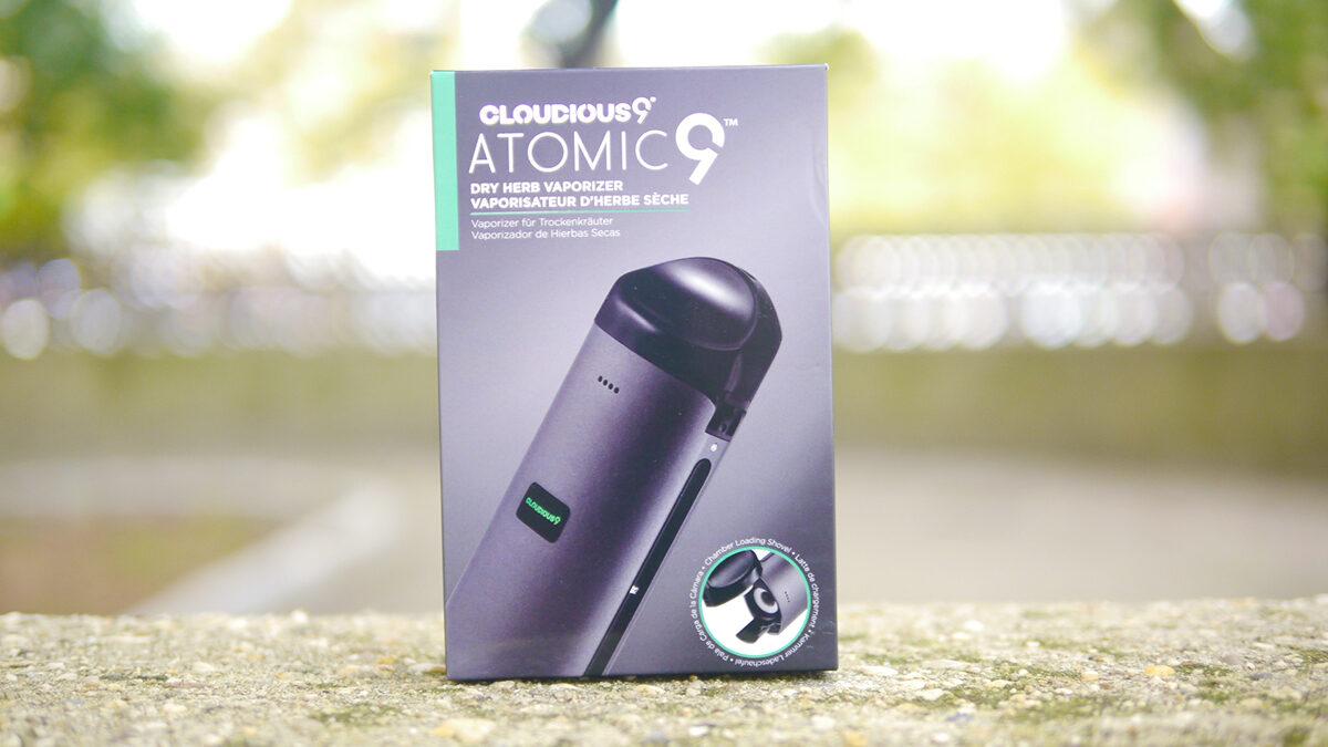 REVIEW: The Atomic9 Vaporizer