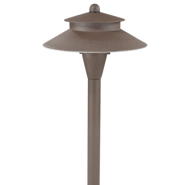 LED Two Layer Dome Landscape Light