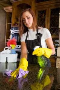 Pavillion Agency Housekeeper
