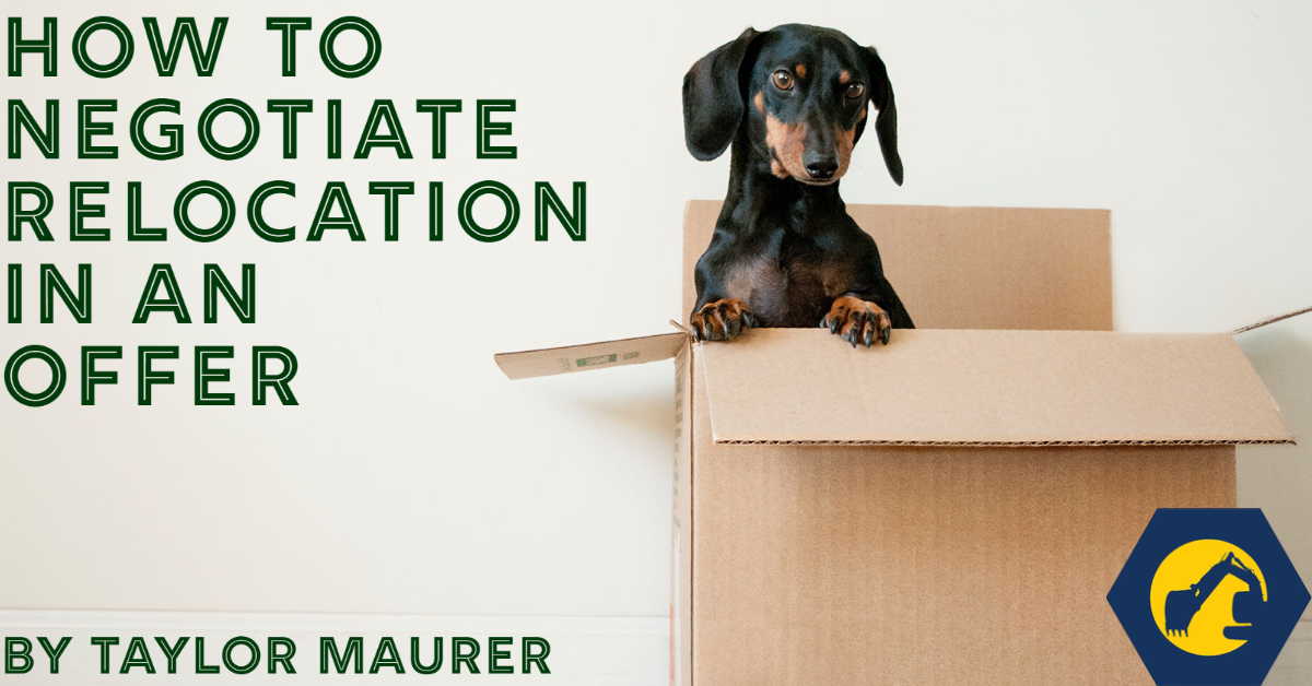 relocation in an offer article