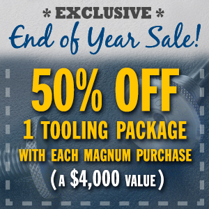 Half off tooling EXCLUSIVE OFFER