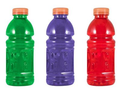 sports drinks and dental problems