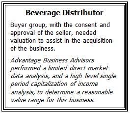 Beverage Distributor