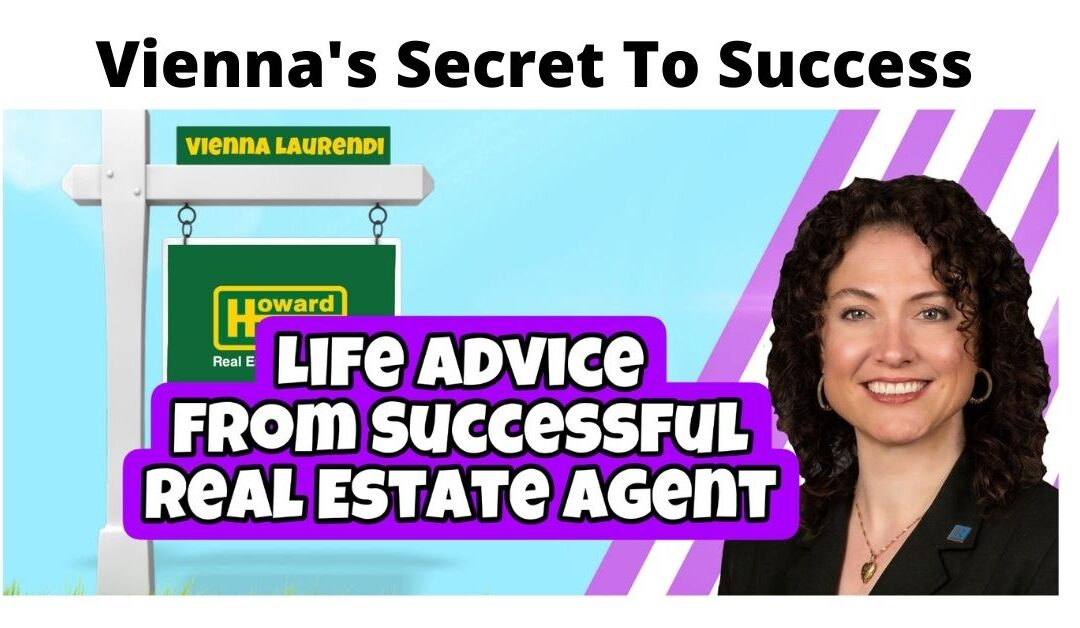 Vienna's Secret To Success – She Speaks To Our Team About Her 5 R's
