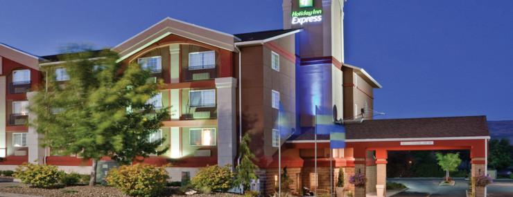 Holiday Inn Express - Wenatchee