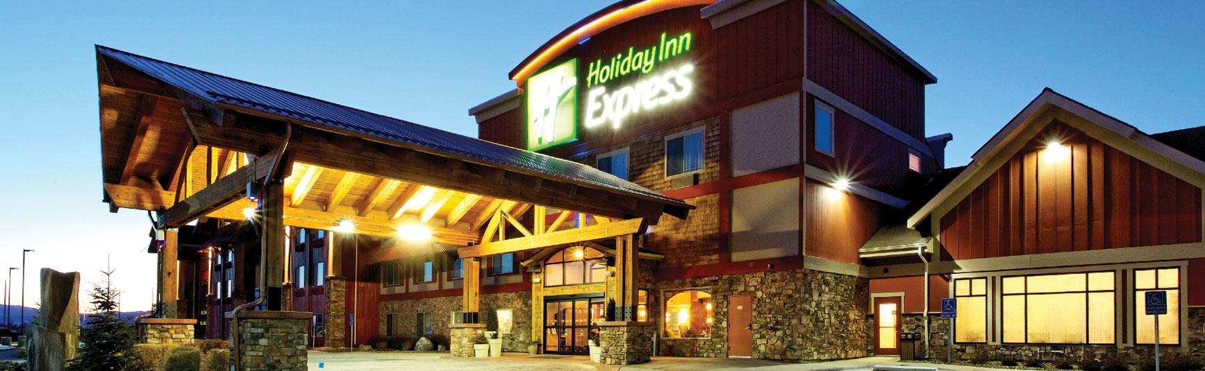 Holiday Inn Express – Kalispell