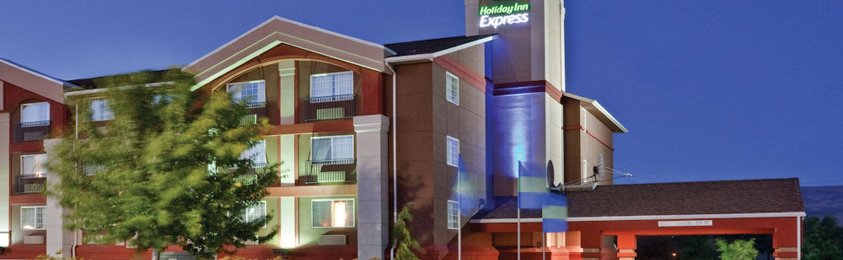 Holiday Inn Express – Wenatchee
