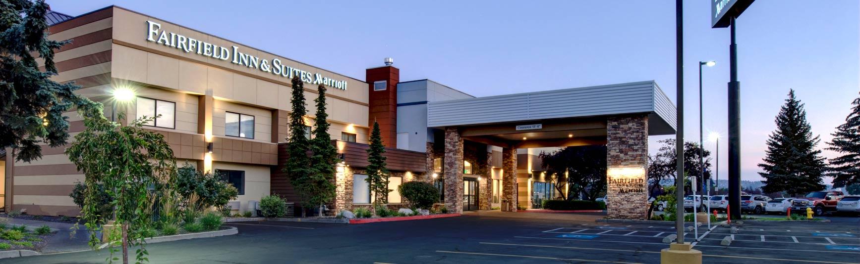 Fairfield Inn & Suites – Spokane Valley