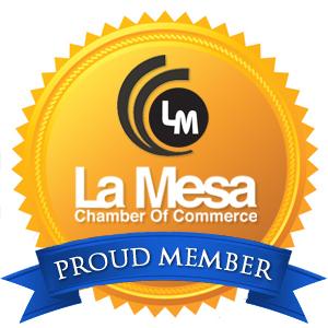 La Mesa Chamber Virtual Plaque
