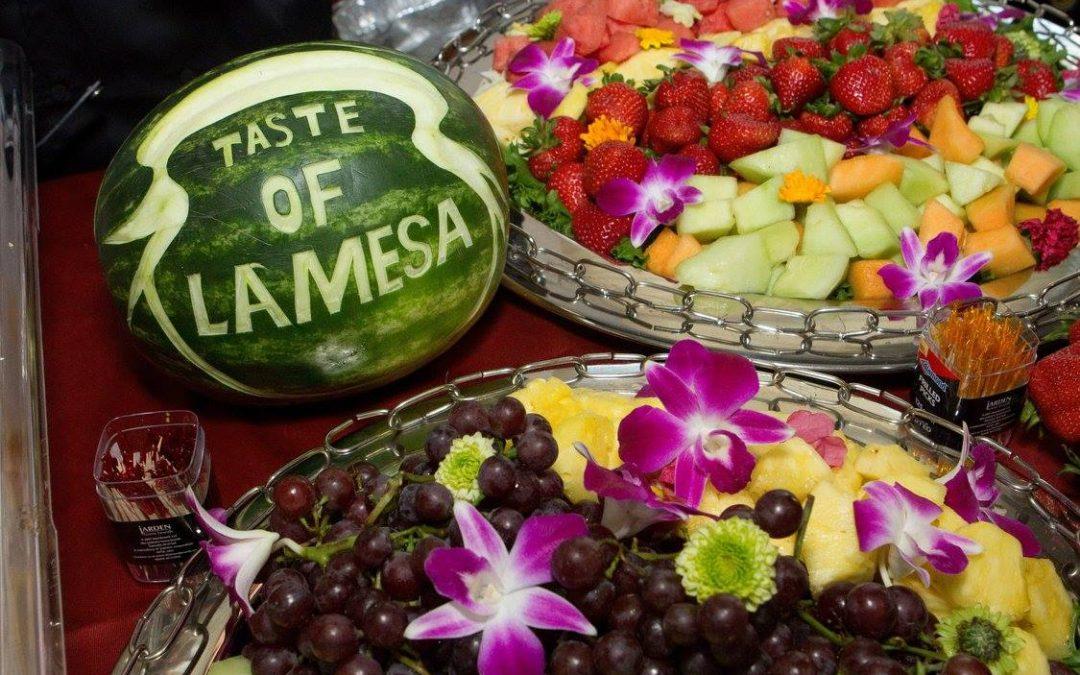 Taste of La Mesa 2016