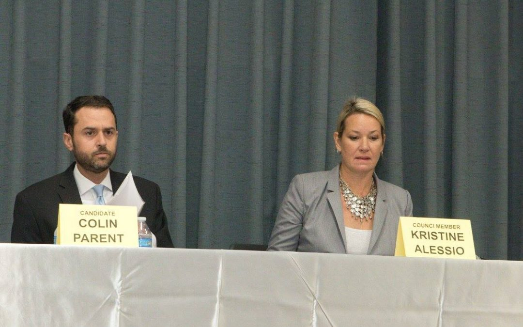 """September 15th """"Meet The Candidate"""" Forum Allowed Candidates To Share Views"""