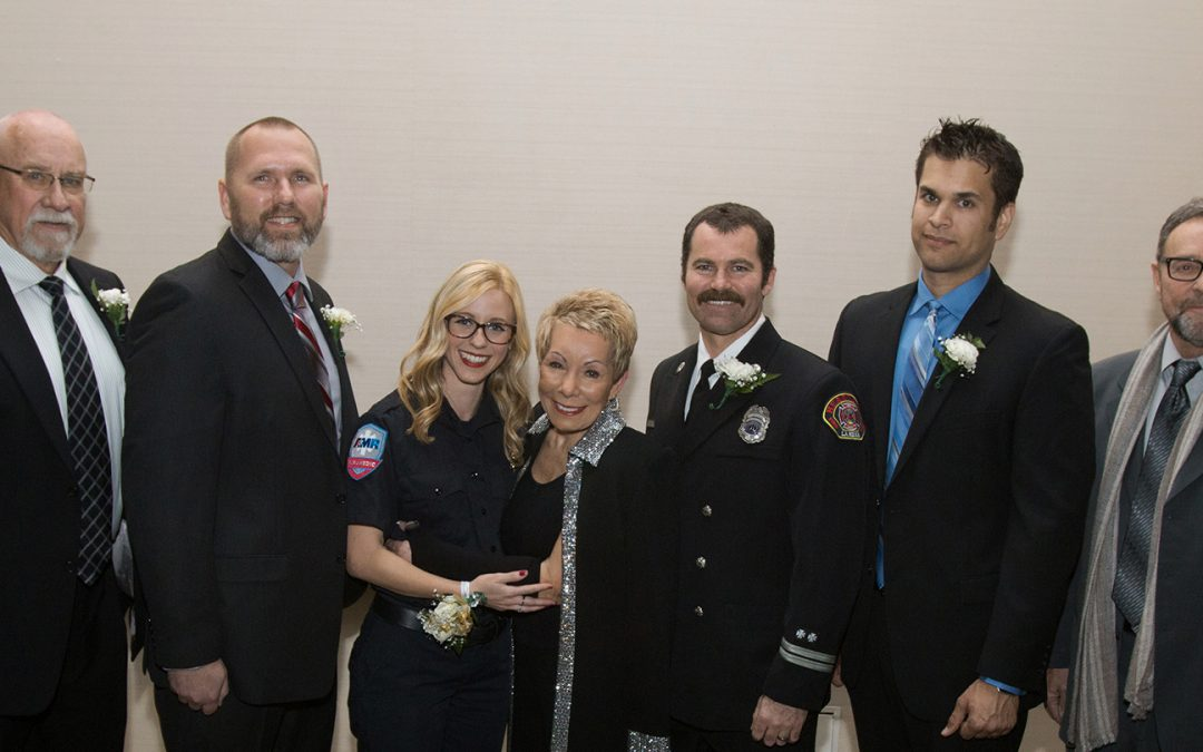The 2017 Salute to Local Heroes Have Their Own Red Carpet Moment!