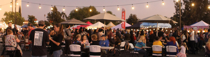Grossmont Center ROCKED on Friday Night! The First Friday Night Market Was a Hit!