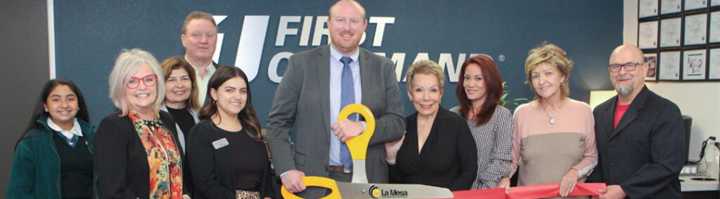 First Command Financial Services, Inc. Ribbon Cutting